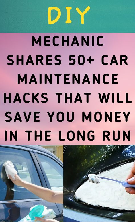 Diy Home Cleaning, Car Cleaning Hacks, Cleaning Solutions, Simple Life Hacks, Hacks Diy, Organization Hacks, Remove Rust, Clean House, Good To Know
