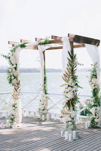 36 Ideas Of Budget Rustic Wedding Decorations Wedding Pergola