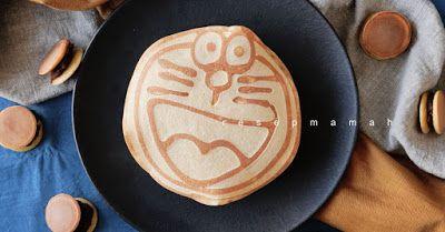 Resep Kue Dorayaki Rumahan Praktis Pakai Teflon Resep Kue Resep Kue