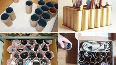 Como Reciclar Rolos De Papel Higienico Rolos De Papel Higienico