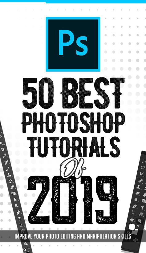Best Photoshop Tutorials of 2019 for Photoshop Lovers. Before I started, wishing you happy Christmas and New Year Without Photoshop you can't become a