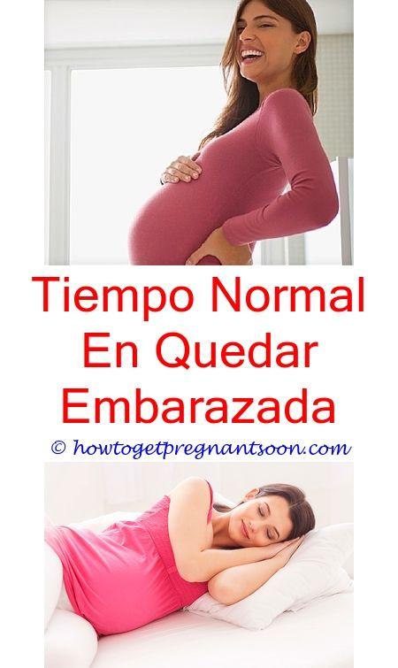 probabilidades de que una mujer quede embarazada con el periodo