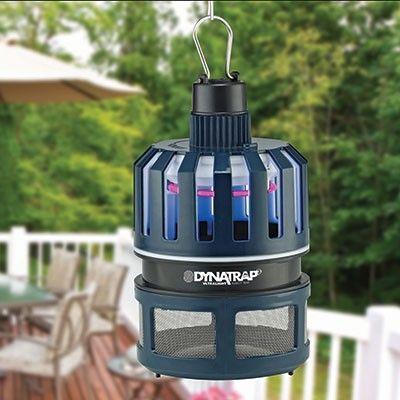 Dynatrap Ultralight Insect Eliminator Kill Mosquitos Mosquito Mosquito Trap