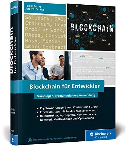 CryptoCurrency-Programmierung PDF.