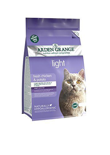 Arden Grange Light Cat Dry Cat Food 2kg Read More At The Image
