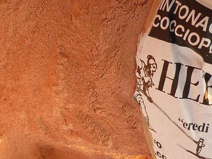 Cocciopesto Heres-produttori cocciopesto