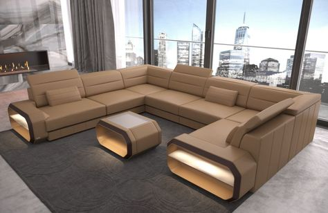 Sofa Dreams Wohnlandschaft Verona U Form Kaufen In 2020 Sofa