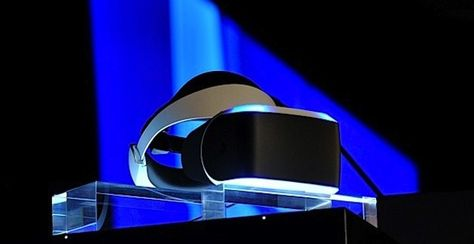 Sony confirms that Project Morpheus will feature PS Vita support - Load The Game