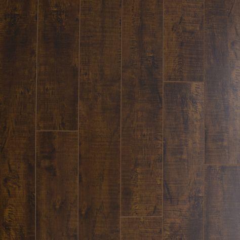 NEW! 12mm TexturedLaminate Flooring- Walnut