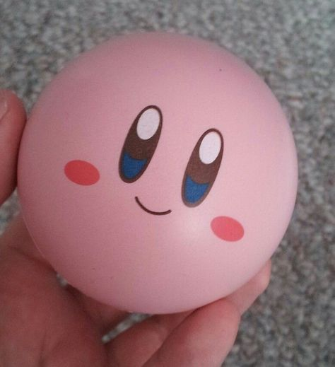 outlet store 41ad3 ae500 Kirby stress ball | Kirby | Celine, Shopping, Flamingo