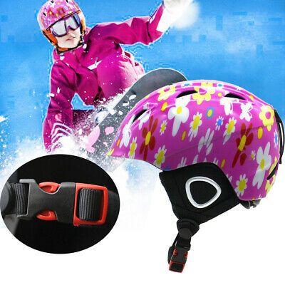 Ad Ebay Kids Bike Helmets Protective Gear Children Ski Helmet