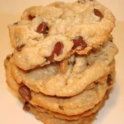 Buttermilk Chocolate Chip Cookies Recipe In 2020 Buttermilk Recipes Chewy Chocolate Chip Cookies Cookies Recipes Chocolate Chip