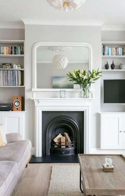 Living Room Shelves Fireplace Cupboards 25 Ideas Livingroom Cupboards Fireplace Ideas Living Victorian Living Room Living Room Shelves Cosy Living Room