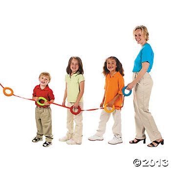 Follow The Leader Line Keeper Great idea for nursery my sister - line leader