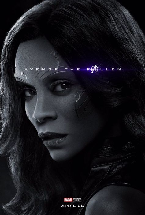 New 'Avengers: Endgame' Posters Feature Dead 'Infinity War' Characters