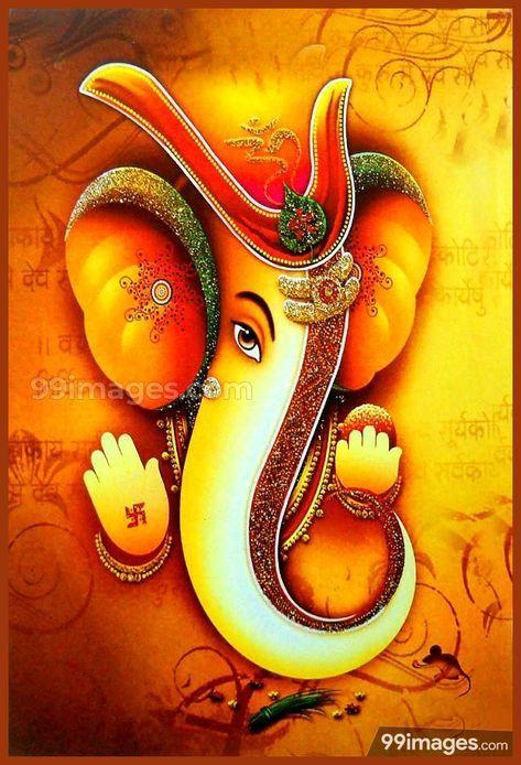 Lord Ganesha Hd Wallpapers Images 1080p 6915 Lordganesha Pullaiyar Ganapathy God Hindu Vina Lord Ganesha Paintings Ganesha Painting Ganesha Pictures