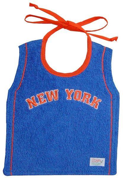 New York Kinicks Jersey Bib