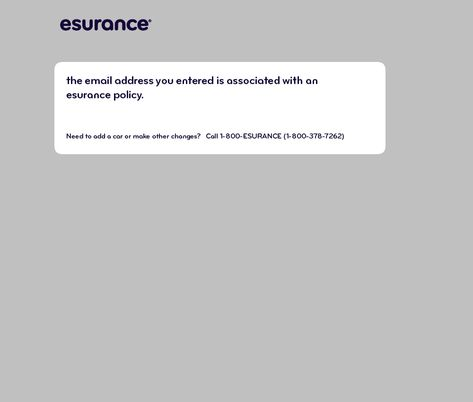Esurance Car Insurance >> Esurance Policy Holder Quoter Places To Visit Car