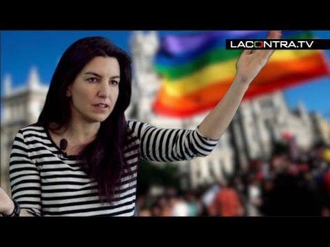 Rocío Monasterio: La fiesta del Orgullo Gay debe ir a un lugar donde no agreda a los madrileños - YouTube