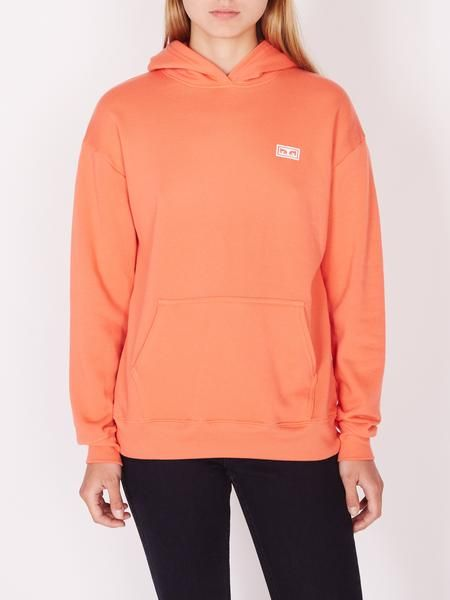 OBEY Jumble Lo Fi Delancey Hoodie   OBEY Clothing