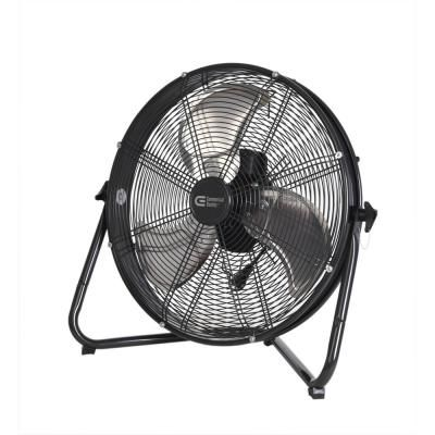 Commercial Electric 20 In 3 Speed High Velocity Shroud Floor Fan