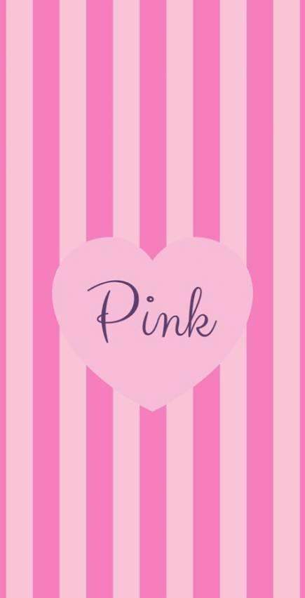 Cute Love Pink Wallpaper