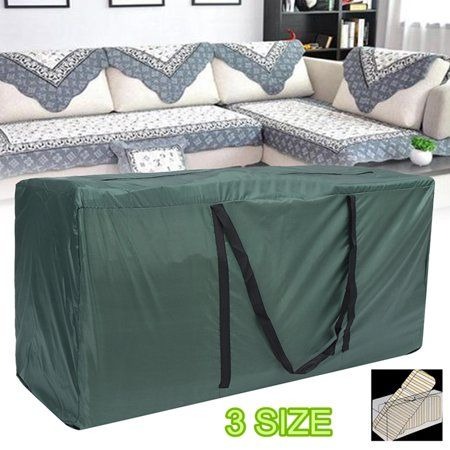 Home Patio Cushion Storage Waterproof Cushions Patio Cushions