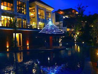 Menikmati Malam Hari Kota Malang Di Jambuluwuk Batu Resort Hotel Kota Malam