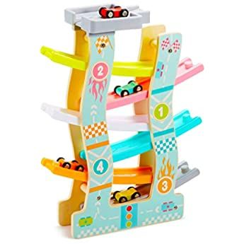 Top Bright Kugelbahn Autos Holz Ab 1 Jahr Auto Rennbahn Holz Spielzeug Holz Kinderspielzeug 1 2 Jahre Jungen Amaz In 2020 Kinder Spielzeug Kinderspielzeug Spielzeug