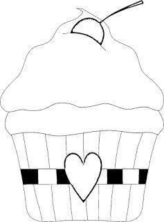 Riscos Graciosos Cute Drawings Cupcakes Sorvetes E Bolos