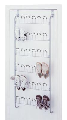 Organize It All Over The Door Wire Shoe Rack In 2020 Shoe Rack