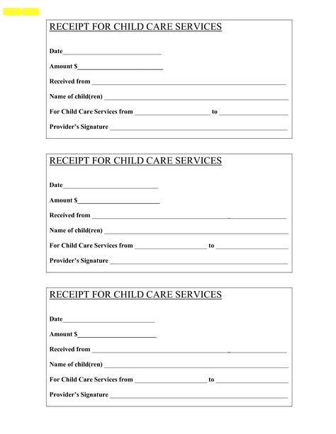 Child Care Service How To Create A Child Care Service Download This Child Care Service Template Now Child Care Services Childcare Free Child Care