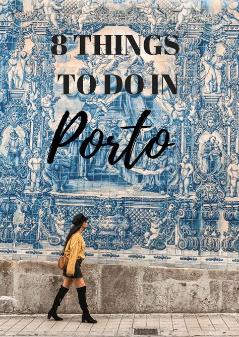 * Must See Places Porto, Portugal * Things that you should do and see when you are travelling to Porto.
