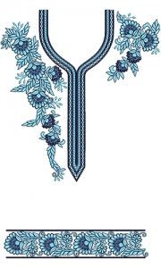 Arabia Flowers Prom Party Dress Embroidery Design Embroidery Designs Machine Embroidery Designs Embroidery