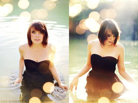 Photoshop Tutorial >> Ten steps to Bokeh Heaven