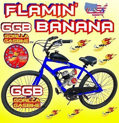 Advertisement Ebay 2 Stroke 66cc 80cc Motorized Bike Kit And 26