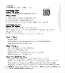 photo relating to Free Printable Yardzee Rules known as yahtzee recommendations printable Google Glimpse