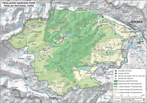 Slovenia Triglav National Park Detail Eslovenia Parques