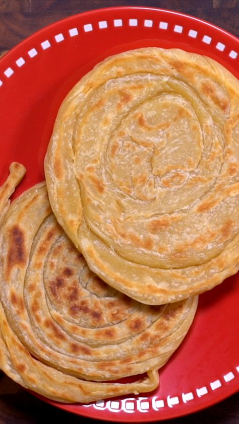 Video Video Roti Cane Resep Resep Resep Makanan India Resep Makanan Ide Makanan