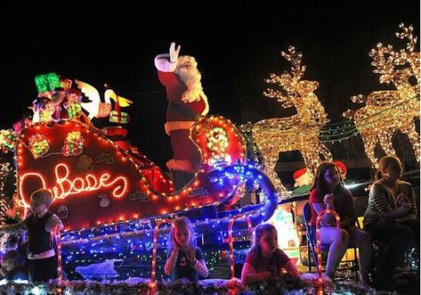 Christmas Town Florida.Pinterest