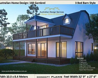 36x32 House 2 Bedroom 2 Bath 1 082 Sq Ft Pdf Floor Plan Instant Download Model 1c In 2020 Small House Design Tiny House Plans House Plans