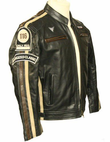 Custom Leather Motorcycle Jackets D K Che In 2019 Motorbike