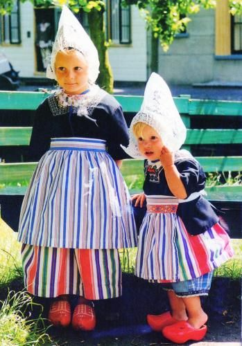 Netherlands, but I'm pretty sure this could also be a picture of any pair of sisters in Lynden, including my sister and me!