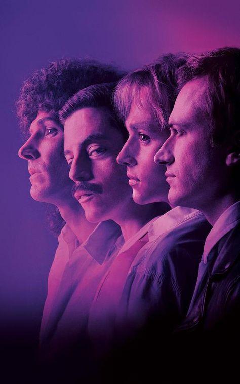 Freddie Mercury Queen Bohemian Rhapsody Movie Poster Poster wall art