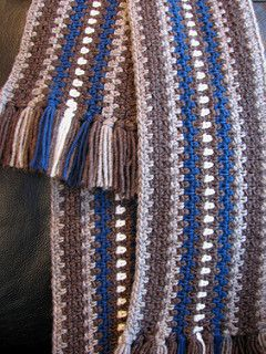 Love Scarf Pattern By Annette Petavy Crochetyarn Crochet