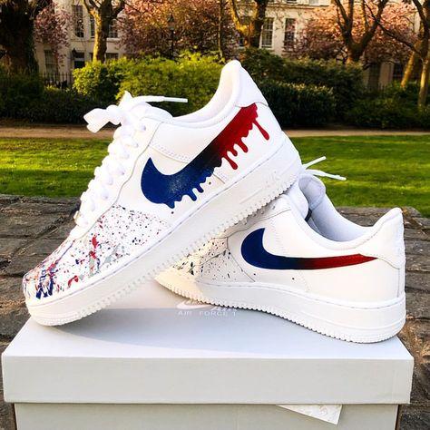 Custom Sneaker By d_customs