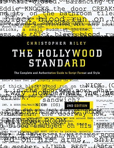 The Hollywood Standard The Complete And Authoritative Gu Https Www Amazon Com Dp 1932907637 Ref Cm Sw Screenwriting Books Screenwriting Filmmaking Books