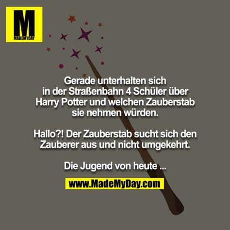 ⚡ Die Jugend von heute... 🙄 #Harrypotter #Zauberstab #ollivander #hogwarts