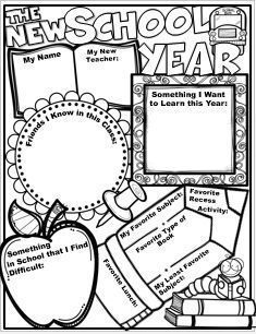 Back To School Worksheets For Second Grade Worksheets for all ...