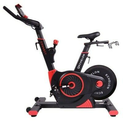 Ad Ebay Echelon Smart Connect Ex3 Max Indoor Cycling Cycle Cardio Exercise Bike Red New In 2020 Biking Workout Indoor Bike Workouts Recumbent Bike Workout